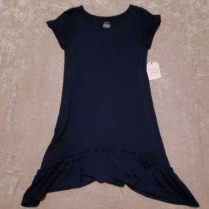 Girls t shirt dress